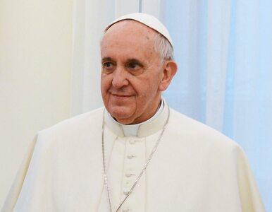 Papież wezwał do pokoju na Ukrainie