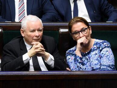 Beata Mazurek: Sąd w Gdańsku w żenujący sposób prowadził proces...