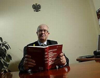 """""""Bez dodatkowych środków dla ABW bezpieczeństwo Polski może być zagrożone"""""""