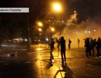 """""""Hollande do dymisji!"""". Wielotysięczna demonstracja w Paryżu"""