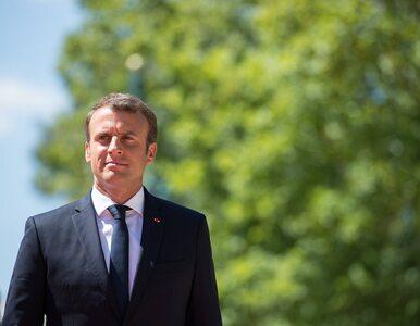 """Macron znów atakuje Polskę. """"Brakowało nam nawet śmiałości"""""""
