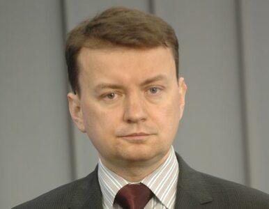 Błaszczak:  Nie ma konfliktu w sprawie wyboru nowego komendanta policji