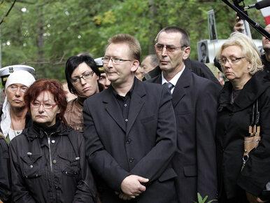 Walentynowicz stanął plecami do Andrzeja Dudy. Nie chciał, by prezydent...