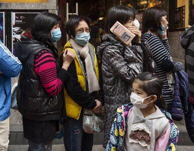 """""""Zakażeniu koronawirusem może ulec 60 proc. populacji świata""""...."""