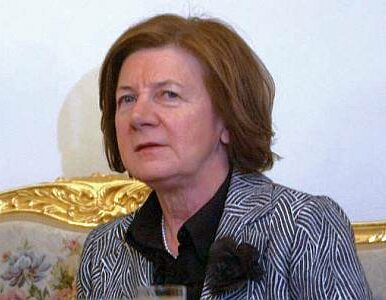 Maria Kaczyńska: rozwód córki nie był jej pomysłem