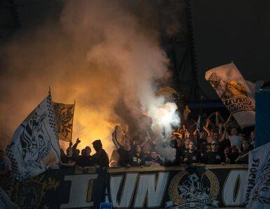 Uszkodzili autobus i odpalili race - polski sąd skazał szwedzkich kibiców