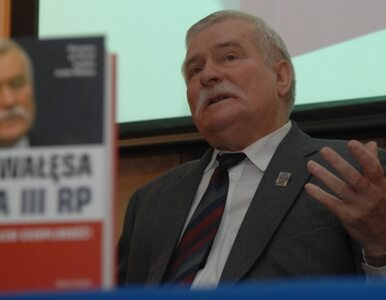 Poseł Ruchu Palikota: Wałęsa staje po stronie ONR