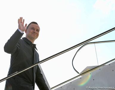 Andrzej Duda rozpoczął wizytę na Słowenii. To kolejny krok w stronę...