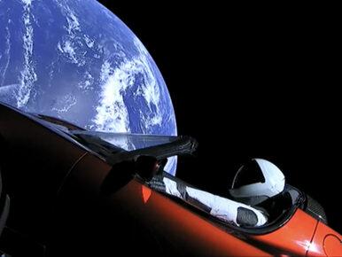 Rok temu Elon Musk wystrzelił samochód w kosmos. Co dzieje się teraz ze...