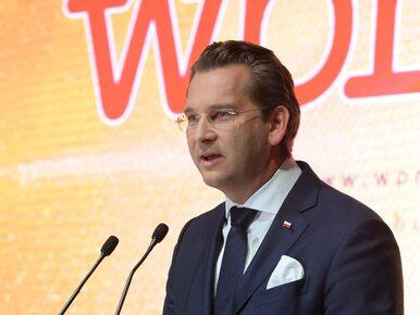 Prezes PMPG Michał Lisiecki wychodzi na wolność