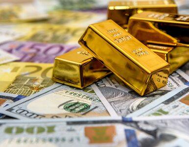 Złoto już po 6000 zł za uncję. Inwestorzy szykują się na kryzys
