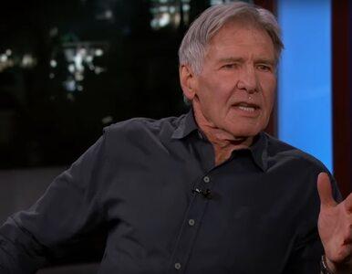 """""""Donald Trump"""" ocenił film Harrisona Forda. Aktor nazwał prezydenta USA..."""