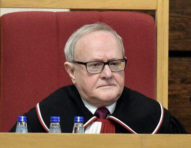 Poseł PiS o wiceprezesie Trybunału: Jeśli te informacje są prawdą, to...