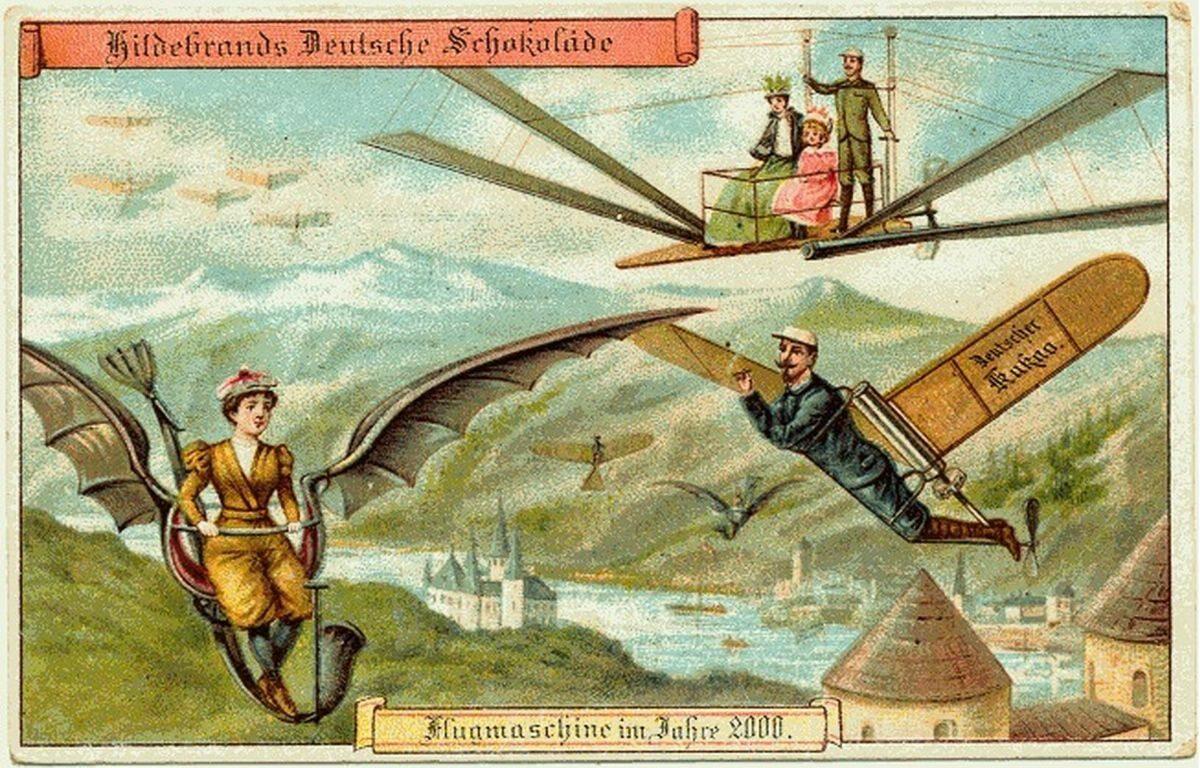 Osobiste maszyny latające