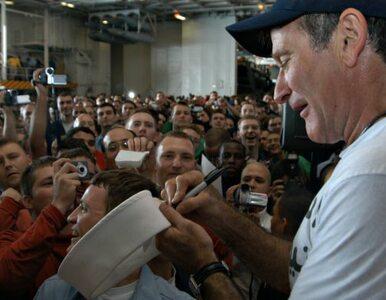 Robin Williams nazwał papieża nazistą