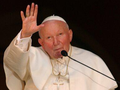 Cud drogą do świętości Jana Pawła II