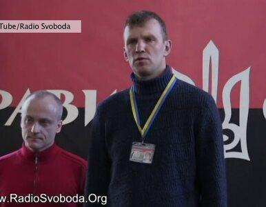 Nacjonalistyczny ukraiński Prawy Sektor nową partią polityczną