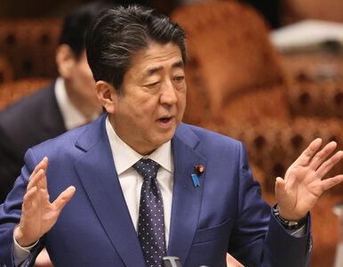 Jest porozumienie w sprawie przełożenia igrzysk w Tokio. Premier Japonii...