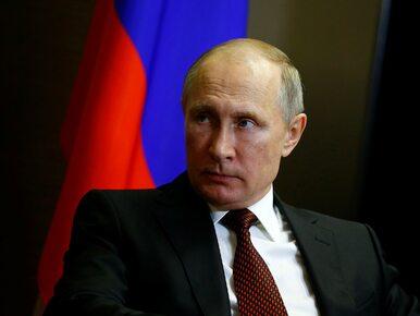 """Putin ogłosił start w wyborach prezydenckich. """"Doskonale wiemy, że..."""