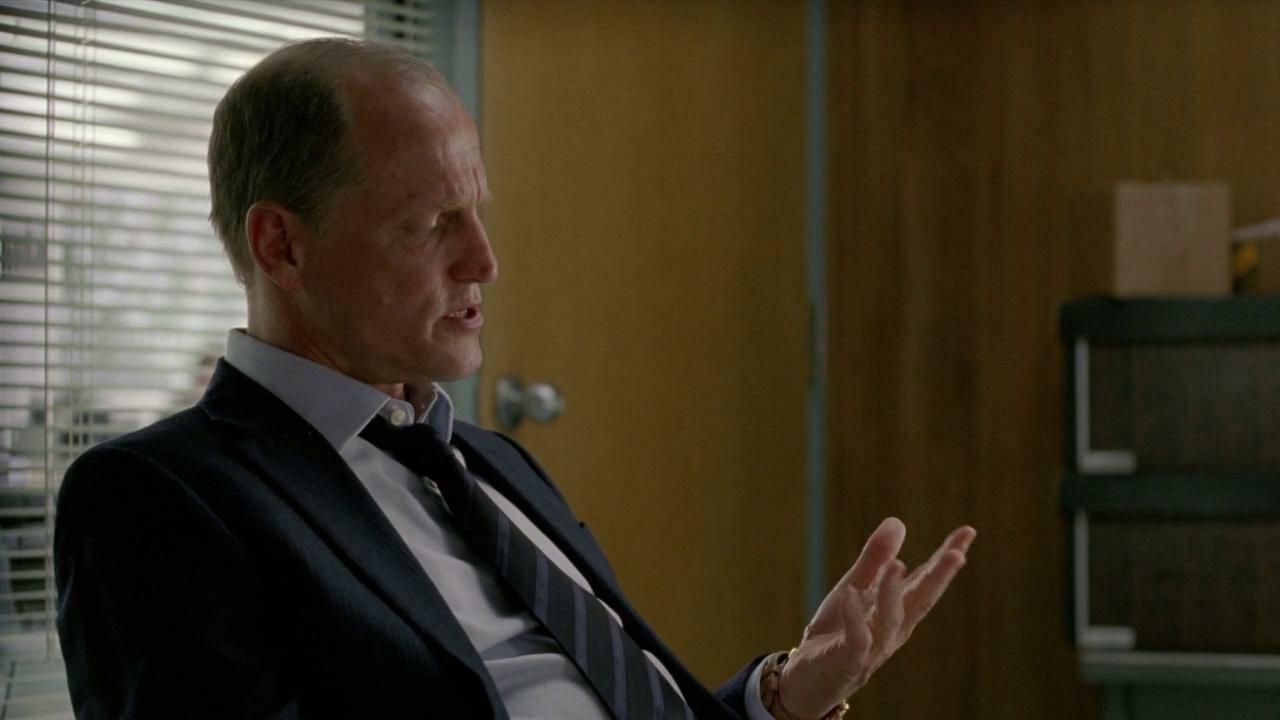 Woody Harrelson wystąpił w serialu:
