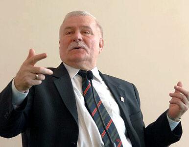 Działacz na rzecz gejów zastąpił... Lecha Wałęsę