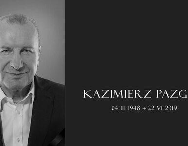 Kazimierz Pazgan nie żyje. Był założycielem Konspolu