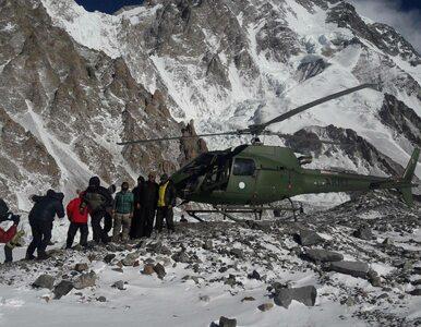 """Ratownicy z Nanga Parbat są już w bazie pod K2. """"Wracamy do gry"""""""