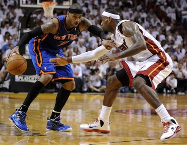 Liga NBA: Miami Heat gra dalej