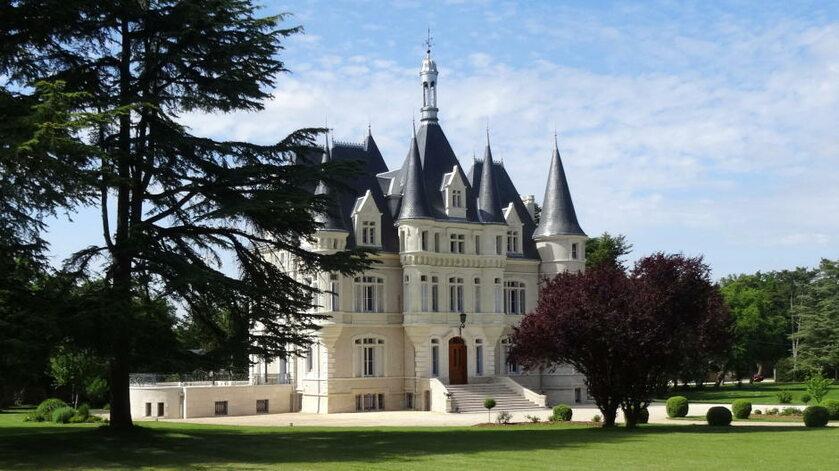 Zamek Poitiers