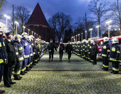 Strażacy będą mieć nowe mundury. Mają być lepiej widoczni
