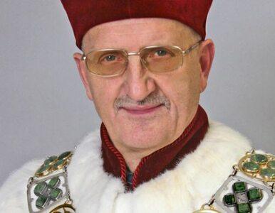 Marek Krawczyk nowym rektorem Warszawskiego Uniwersytetu Medycznego