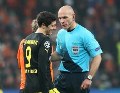 Mecz Real - Borussia poprowadzi Howard Webb