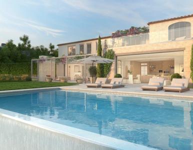 Michelle Pfeiffer i jej mąż kupili dom za 22,3 mln dolarów. Tak będą...