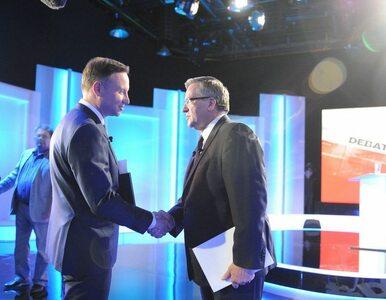 """Duda skończy jak Komorowski? """"Te same błędy, gafy, pycha i zjazd w..."""