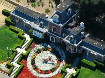 Neverland. Tak wygląda Nibylandia - byłe rancho Michaela Jacksona