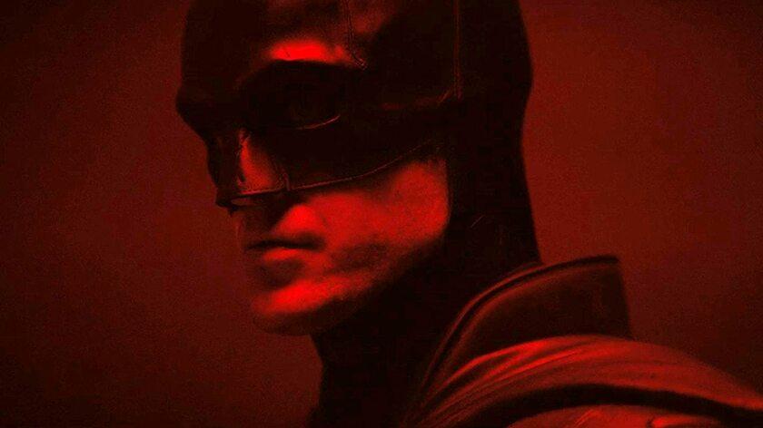 """Robert Pattinson w filmie """"Batman"""" (2021)"""