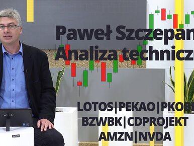 Paweł Szczepanik przedstawia: LOTOS, PEKAO, PKOBP, BZWBK, CDPROJEKT,...
