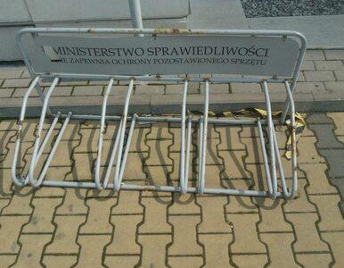 Gowin ostrzega - w  ministerstwie kradną rowery