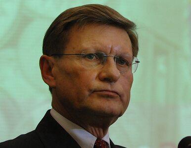 Balcerowicz do Komorowskiego: Ta wypowiedź jest całkowicie nieuzasadniona