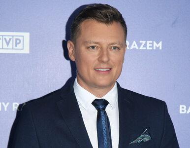 """Rafał Brzozowski za Tomasza Kammela. Zmiana gospodarzy w programie """"The..."""