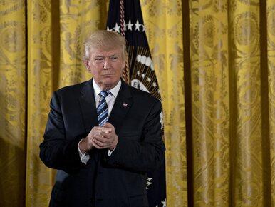 """Prezydent """"przenosi"""" Trump Tower do Białego Domu. Usunął też informacje..."""