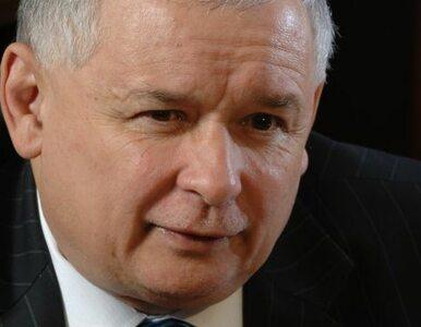 Kaczyński uznał dymisję Budzanowskiego za sukces PiS