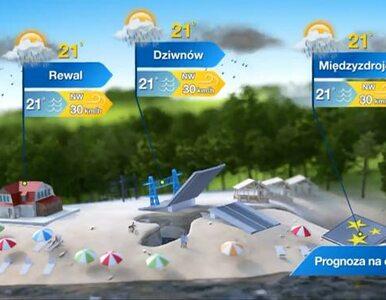 Polskie morze: sprawdź, jaka będzie jutro pogoda
