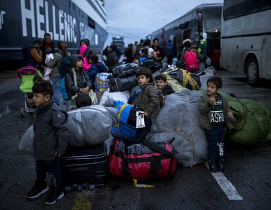 Pożar ośrodka dla uchodźców na Lesbos. Nie żyje matka z dzieckiem