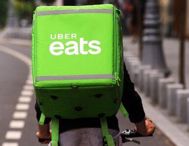 Uber Eats przebił Ubera. Więcej zamawiamy niż jeździmy