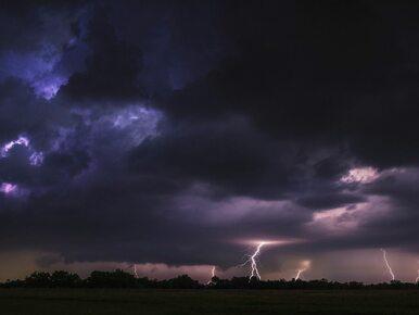 IMGW ostrzega przed burzami. W piątek ulewy, gradobicia i mocny wiatr