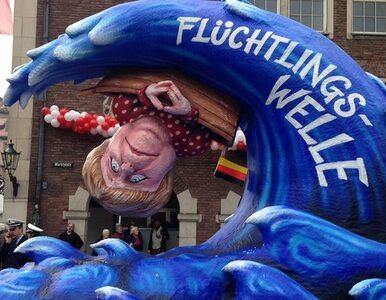 Kontrowersyjne figury na niemieckiej paradzie karnawałowej. Jedna z nich...