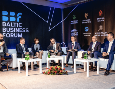 Startuje Baltic Business Forum
