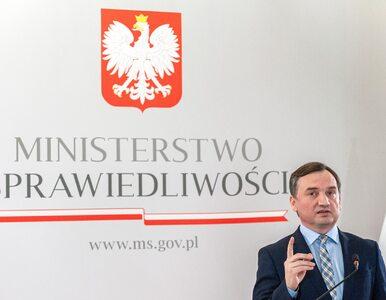 """MS broni reformy sądownictwa. """"W niektórych państwach UE przepisy..."""