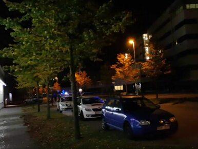 Potężna eksplozja na posterunku policji w Szwecji